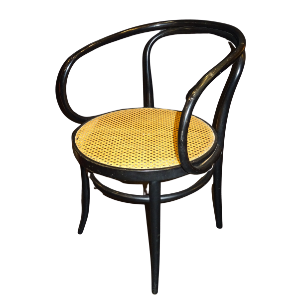 Pareja de sillas estilo Thonet, principios de siglo