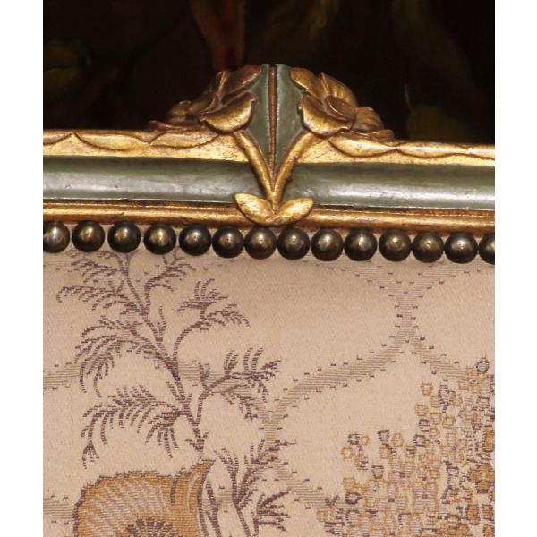 Pareja de butacas estilo Luis XV