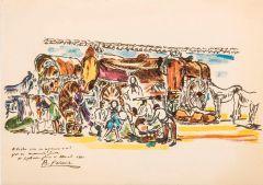 BENJAMÍN PALENCIA - Feria de Albacete 1960